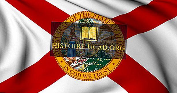 Прапор штату Флорида