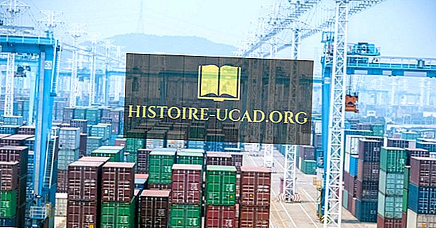 Самые загруженные грузовые порты в Азии