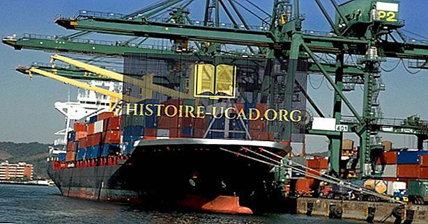 Najbardziej ruchliwe porty ładunkowe w Ameryce Południowej