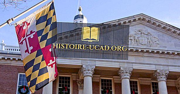 Прапор штату Меріленд