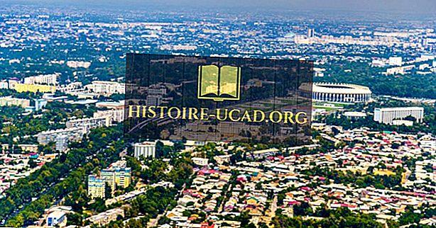 Özbekistan'ın Başkenti Nedir?