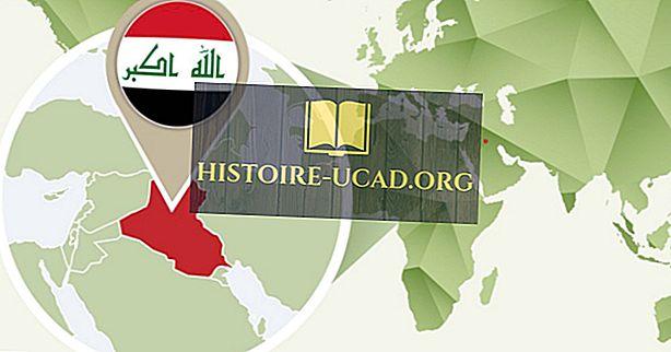 Kāds kontinents ir Irākā?