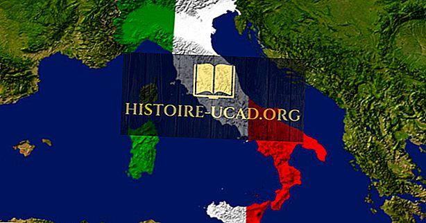 Em que continente está a Itália?