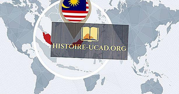Apa Benua Malaysia Di?
