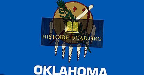 Флаг на щата Оклахома