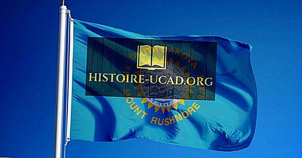 Süddakota-Staatsflagge