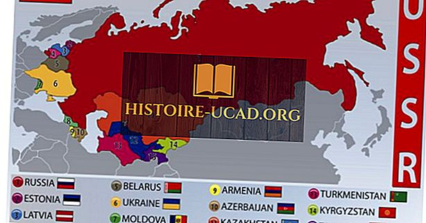 Zemlje bivšeg Sovjetskog Saveza (SSSR)