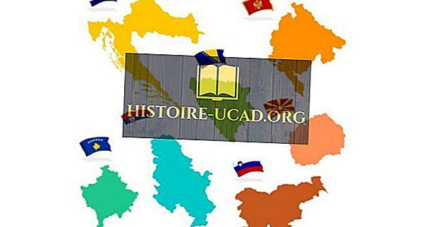 Které země dnešní doby byly součástí Jugoslávie?
