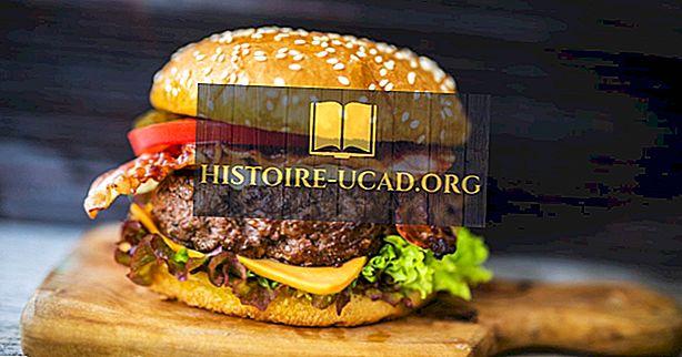Защо се нарича хамбургер?