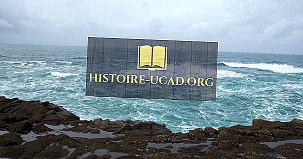 كيف تم تسمية المحيط الهادئ؟
