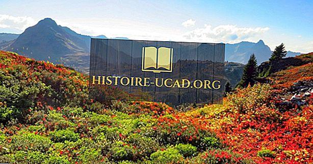 Kde se nachází Cascade Range?