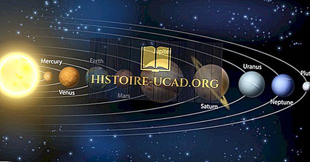 Mikä on Keplerin ensimmäinen Planetary Motionin laki?