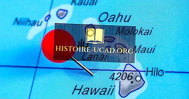 Je Havaj součástí Oceánie nebo Severní Ameriky?