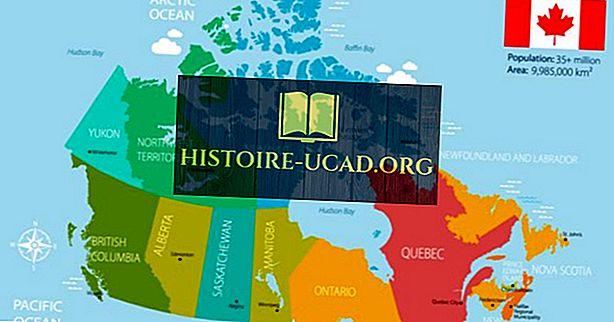 Regionerne i Canada