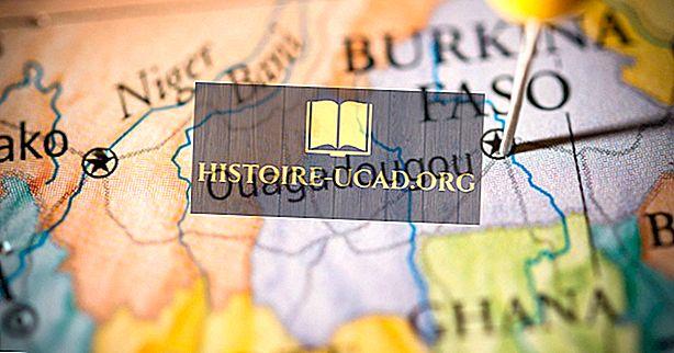 Quelle est la capitale du Burkina Faso?