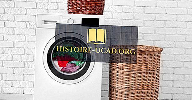 Siapa yang Menciptakan Mesin Cuci?