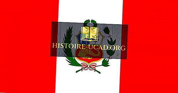 ¿Qué significan los colores y símbolos de la bandera del Perú?