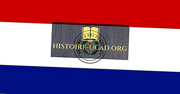 Co oznaczają kolory i symbole flagi Paragwaju?