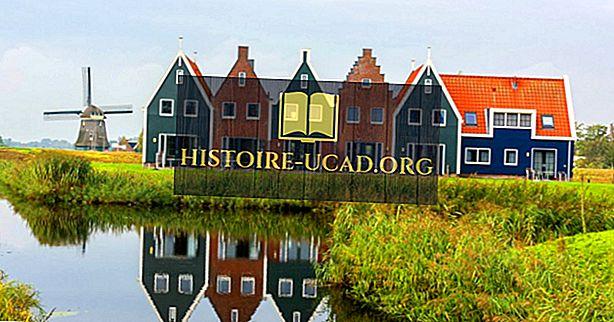 Er Holland et land?