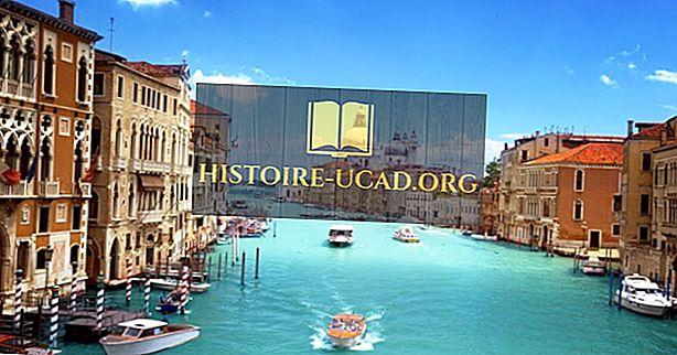 Venice có bao nhiêu hòn đảo?