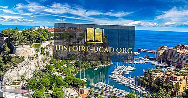 Jak získal Monako své jméno?