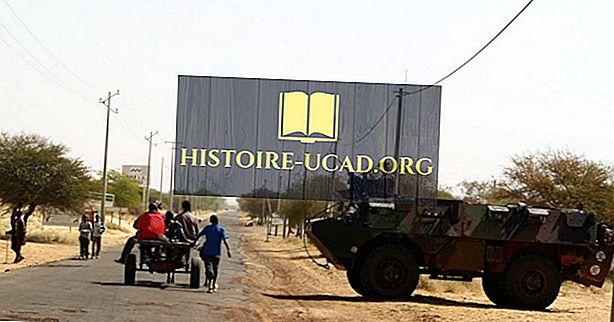 Čo bolo Tuareg povstanie?
