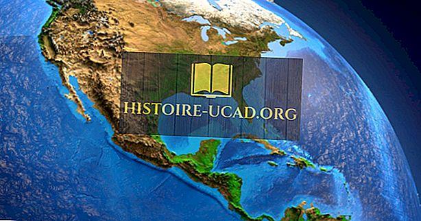 Да ли је Централна Америка сматрала Северну Америку?