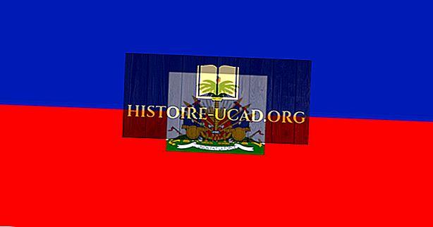 ماذا تعني ألوان ورموز علم هايتي؟