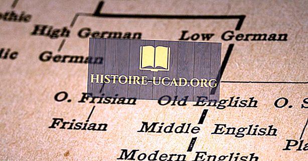 Mitkä kielet ovat indo-eurooppalaisen kieliperheen osia?